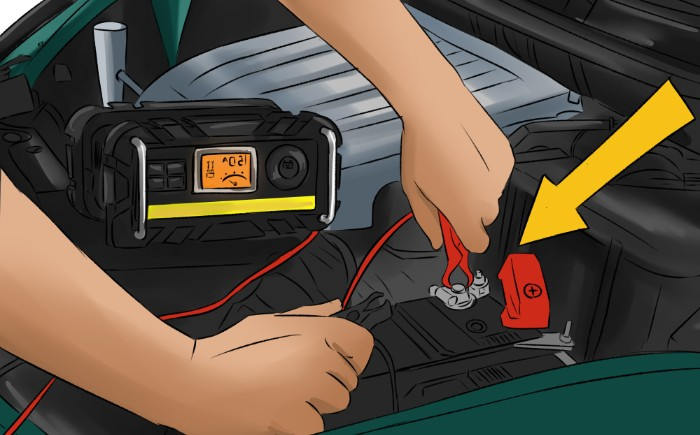 Comment charger la batterie de la voiture 5 étapes